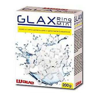 Wave Anillos Glax Ring Mini 200 gr (Fish , Filters & Water Pumps , Internal Filters)