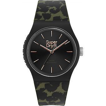 Superdry Watches SYL299BN - Men's URBAN LEOPARD Watch