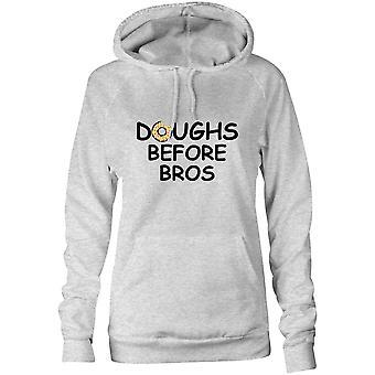 Womens Sweatshirts Kapuzen Hoodie - Teige vor Bros