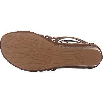 Bare Traps Womens Corra Open Toe Casual Strappy Sandals