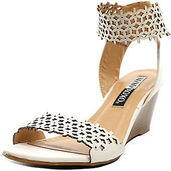 XOXO Womens Sadler Open Toe occasionnels plate-forme sandales