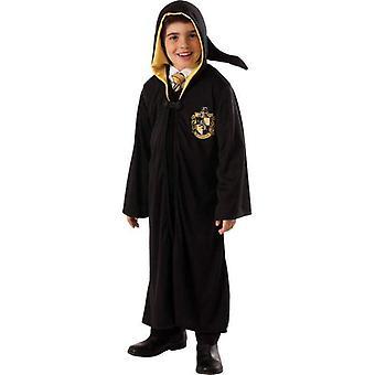 Harry Potter Deathly Hallows Child's Hufflepuff Robe
