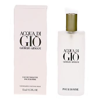 Giorgio Armani Acqua Di Gio Pour Homme Eau de Toilette Spray 15ml