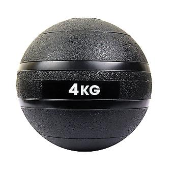 Fitness Mad Slam Balls - Black-4KG