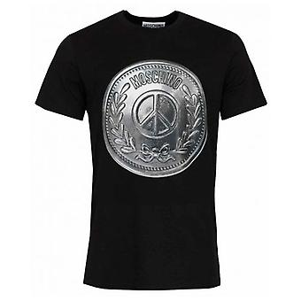 Moschino Couture Moschino Shield Logo T-Shirt