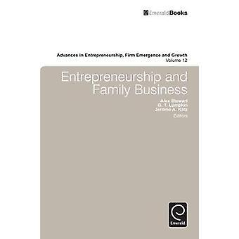 Entreprenörskap och familjeföretag av Stewart & Alex