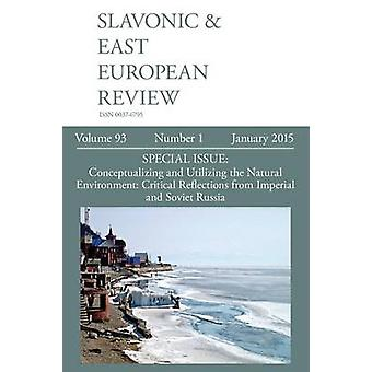 Slavonic  East European Review 931 January 2015 by Rady & Martyn