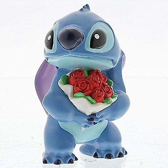 Disney Showcase Stich Blumen Figur