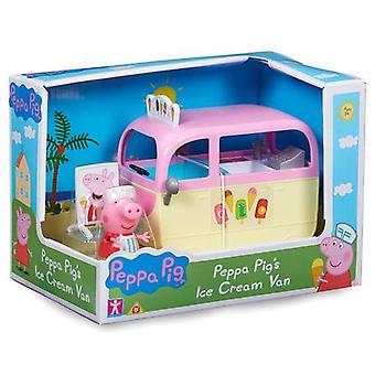 Peppa Pig is Van