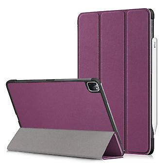 Apple iPad Pro 11 (2020) Slim fit tri-fold case - Paars