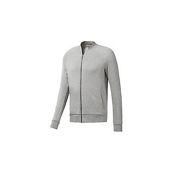 Reebok TE Bomber Trk Jacket CD5506 universal todos os anos jaquetas masculinas