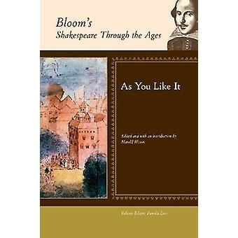 -As You Like it - by Harold Bloom - Pamela Loos - 9780791095911 Book