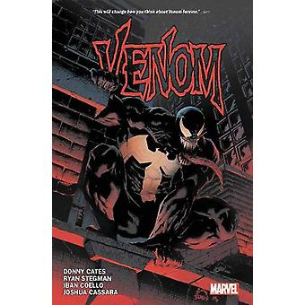 Venom By Donny Cates Vol. 1 by Donny Cates - 9781302919672 Book