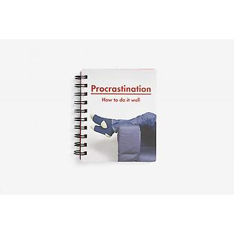 Procrastination by The School of Life - 9781912891009 Book