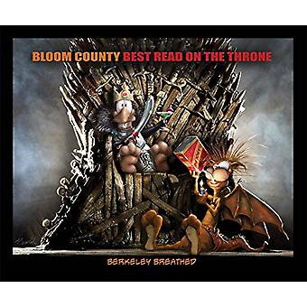 Bloom County Best Read On The Throne by Berkeley Breathed - 978168405