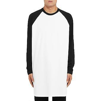 Givenchy Ezcr018006 Män's Vit/svart Bomull T-shirt