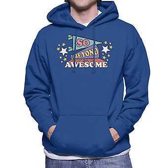 My Little Pony So Beyond Awesome Men's Hooded Sweatshirt