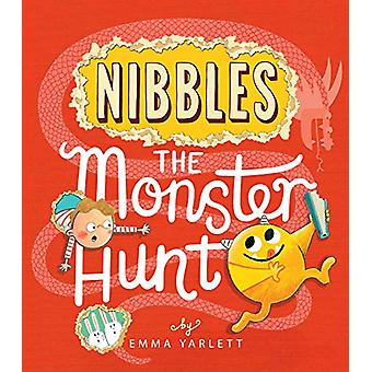 Nibbles - The Monster Hunt door Emma Yarlett - 9781788814003 Boek
