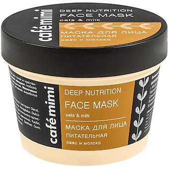 Cafe Mimi Deep Nutrition Facial Mask 110 ml