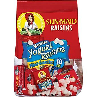 Sun Maid Joghurt Rosinen Vanille Mini-Snacks