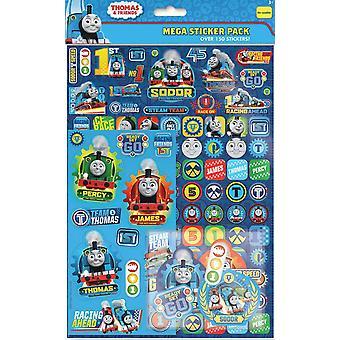 Thomas & Friends 150st Reusable Stickers Mega StickerPack