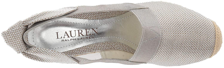 Lauren de Helma Espadrille Wedge Sandal Ralph Lauren femmes, - Remise particulière