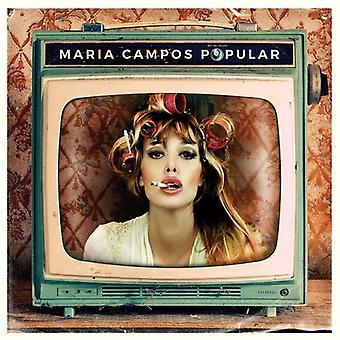Popular [CD] USA import