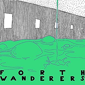 Forth Wanderers - Slog [CD] USA import