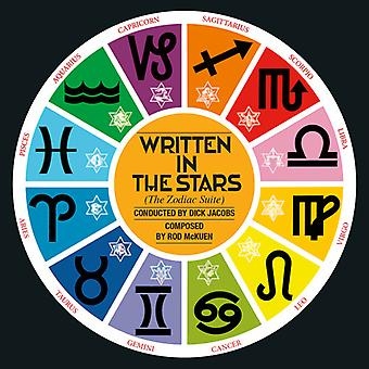 Rod McKuen - Written in the Stars (the Zodiac Suite) [CD] USA import