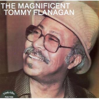 Tommy Flanagan - Magnificent Tommy Flanagan [CD] USA import