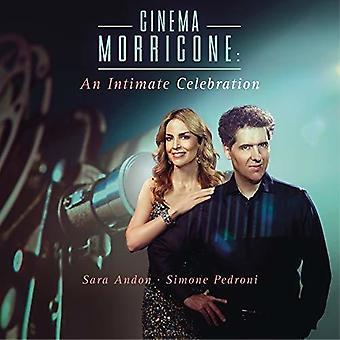 Cinema Morricone [CD] USA import