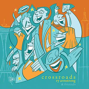 Armstrong*Ry - Crossroads [CD] Usa import
