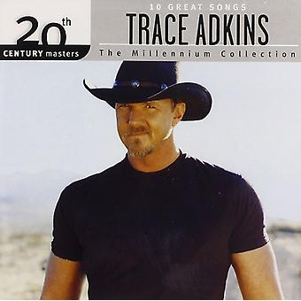 Trace Adkins - Millennium Collection: 20th Century Masters [CD] USA import