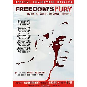 Freedom's Fury [DVD] USA import