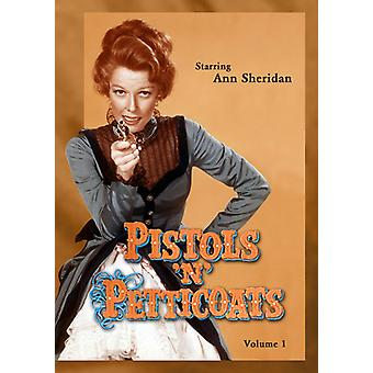 Pistols N Petticoats 01 [DVD] USA import