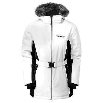 The Edge Women's  Verbier Snow Jacket White