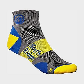 North Ridge Men's Road Running Gym Socks (5 Pack) Multi