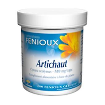 Artichoke 200 capsules of 150mg
