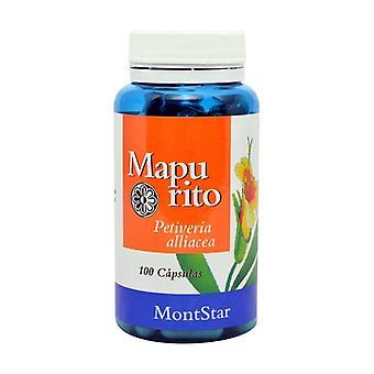 MontStar Mapurito 100 kapselia