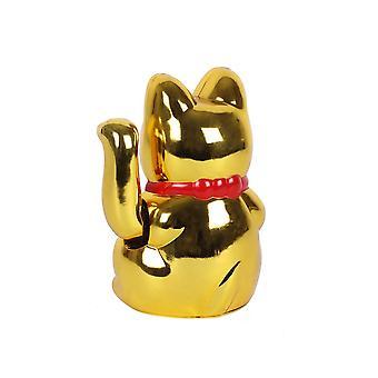 Something Different Golden Money Cat Ornament