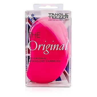 Tangle Teezer den ursprungliga hår utredningsborste - # Pink Fizz (för våta & torrt hår) 1st