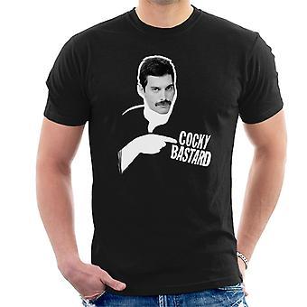 Freddie Mercury Of Queen 1981 Men's T-Shirt