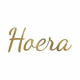 Couture Creations Hotfoil Stamp Hoera (1pc) (53x21 mm) (CO725554)