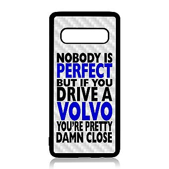 Samsung S10 Shell mit Nobody ist perfektes Volvo-Design