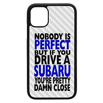 Iphone 11 PRO shell senki sem tökéletes Subaru design