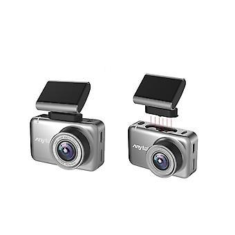 Dashcam 1080 HD, autokamera s snímačom pohybu - sivá