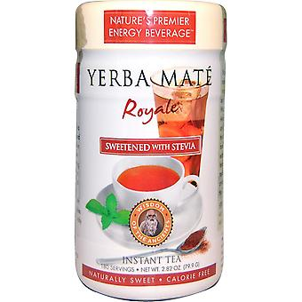 Wisdom Natural, Yerba Mate Royale, Sweetened with Stevia, Instant Tea, 2.82 oz (