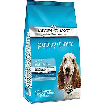 Arden Grange Puppy Junior - 2kg