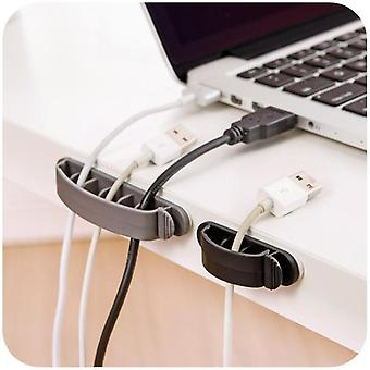 File multimediale Wire Line Cable Organizer 3pcs