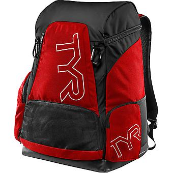 TYR Alliance Team® Backpack - 45L - Red/Black